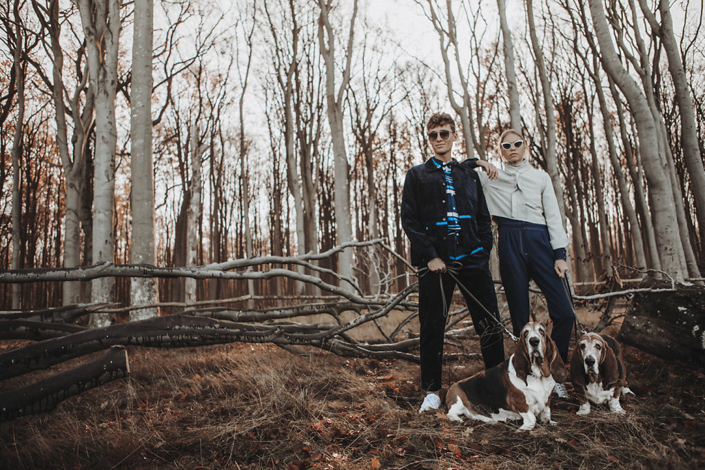 Nobility in the woods for Spectr Magazine